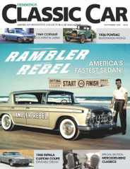 Hemmings Classic Car Magazine Subscription November 1st, 2020 Issue
