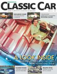 Hemmings Classic Car Magazine Subscription April 1st, 2021 Issue