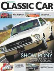 Hemmings Classic Car Magazine Subscription January 1st, 2021 Issue
