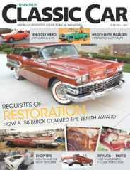 Hemmings Classic Car Magazine Subscription June 1st, 2021 Issue