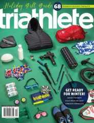 Triathlete Magazine Subscription November 1st, 2020 Issue