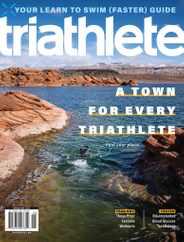 Triathlete Magazine Subscription May 1st, 2021 Issue