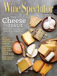Wine Spectator Magazine Subscription September 29th, 2016 Issue