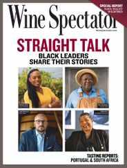 Wine Spectator Magazine Subscription November 30th, 2020 Issue
