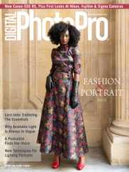 Digital Photo Pro Magazine Subscription September 1st, 2020 Issue
