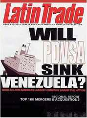 Latin Trade - Spanish Version Magazine Subscription