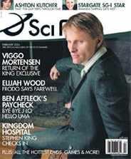 Sci-Fi Entertainment Magazine Subscription