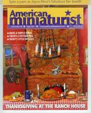 American Miniaturist Magazine Subscription