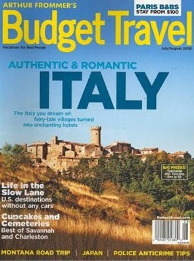 Budget Travel Magazine Subscription Discount Discountmags Com