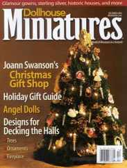 Dollhouse Miniatures Magazine Subscription