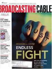 Broadcasting & Cable Magazine Subscription