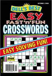Easy Fast N Fun Crossword Magazine Subscription