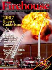 Firehouse Magazine Subscription
