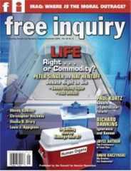 Free Inquiry Magazine Subscription