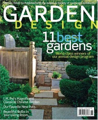 Garden Design Magazine Subscription Discount ...