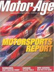 Motor Age Magazine Subscription
