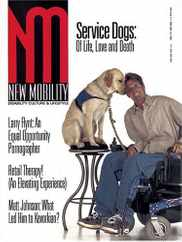 New Mobility Magazine Subscription
