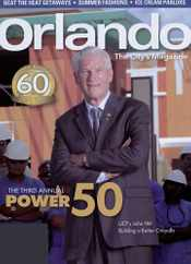 Orlando Magazine Subscription