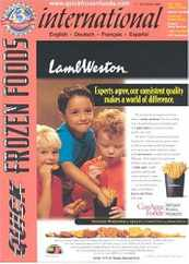 Quick Frozen Foods International Magazine Subscription