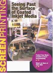 Screen Printing Magazine Subscription
