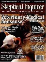 Skeptical Inquirer Magazine Subscription