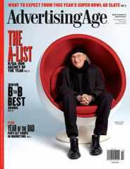 Advertising Age Magazine Subscription