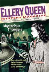 Ellery Queen's Mystery Magazine Subscription