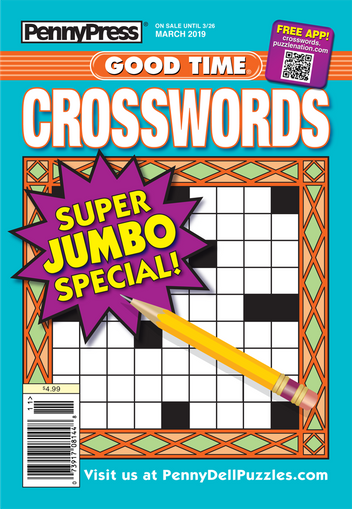 Good Time Crosswords