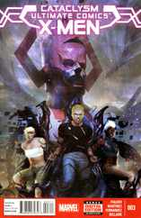 Ultimate Comics X-men Magazine Subscription