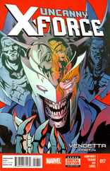 Uncanny X-Force Magazine Subscription