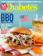 Diabetes Self Management Magazine Subscription May 1st, 2018 Issue