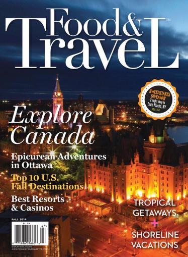 Food & Travel Quarterly