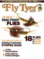 Fly Tyer Magazine Subscription