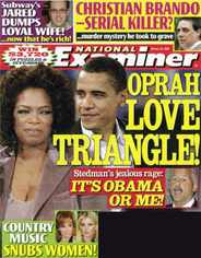 National Examiner Magazine Subscription