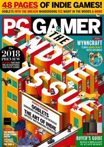 pc gamer magazine issues favourite magazines
