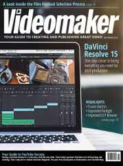 Videomaker Magazine Subscription