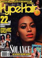 Hype Hair Magazine Subscription