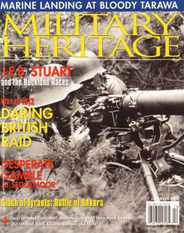 Military Heritage Magazine Subscription