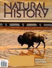 Natural History Magazine Subscription