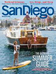 San Diego Magazine Subscription