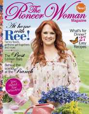 The Pioneer Woman Magazine Subscription March 1st, 2018 Issue