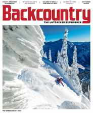 Backcountry Magazine Subscription February 1st, 2018 Issue