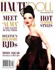 Dolls Magazine Subscription