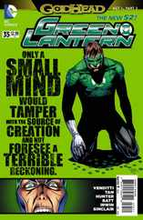 Green Lantern Magazine Subscription