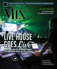 Mix Magazine Subscription