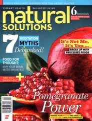 Natural Solutions Magazine Subscription