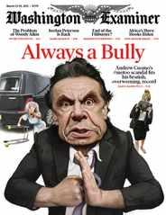 The Washington Examiner Magazine Subscription