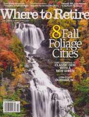 Where to Retire Magazine Subscription