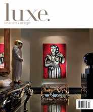 Luxe: Interiors & Design Magazine Subscription