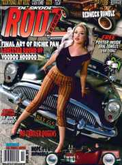 Ol Skool Rodz Magazine Subscription